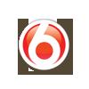 SBS6 Teletekst p487 : beschikbare  mediums in Nederland